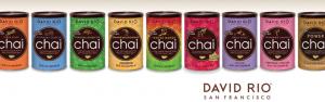 Der findes mange skønne variationer af Chai Latte. David Rios udbud findes i flotte tedåser. De koster 110 kr. for 400 g.