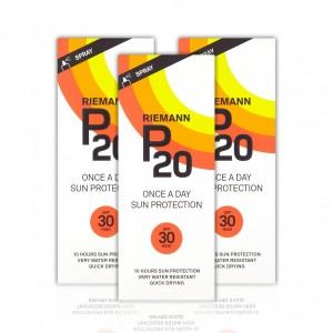 """Solcreme er fast inventar i et festivalkit. P20 har en vandfast """"Once a Day"""" der er oplagt til festivalbrug. Kun 135 kr."""