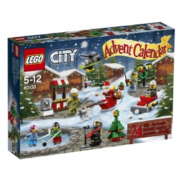 Lego city julekalender 2016