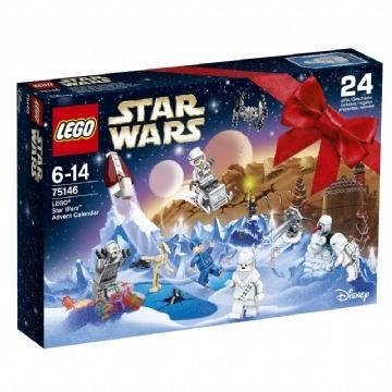 Lego star wars julekalender 2016