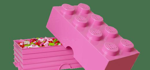LEGO Brick LEGO opbevaring gave børneværelset Alletiders Gave, Gaveidéer, gave, julegave, julegaver, fødselsdagsgave, gaveinspiration,