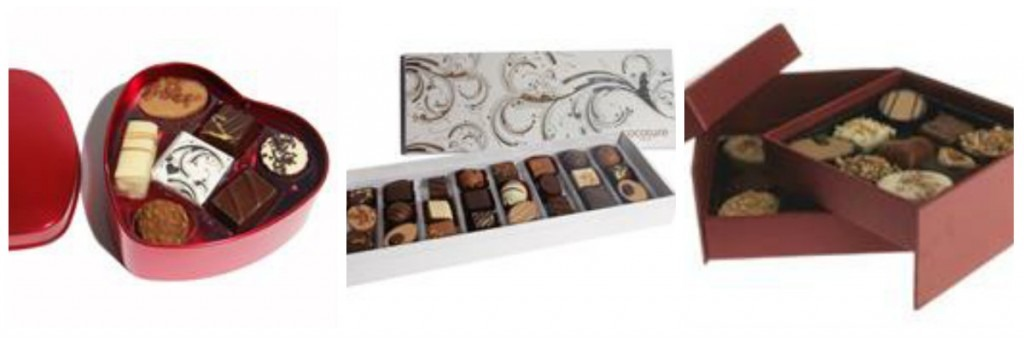 Chokolade alletidersgave