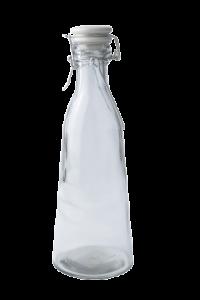 glasflaske