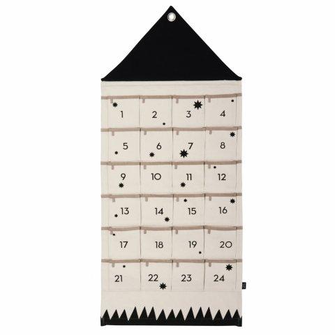 inspiration til pakkekalender indpakning af kalendergaver julekalender udsmykning