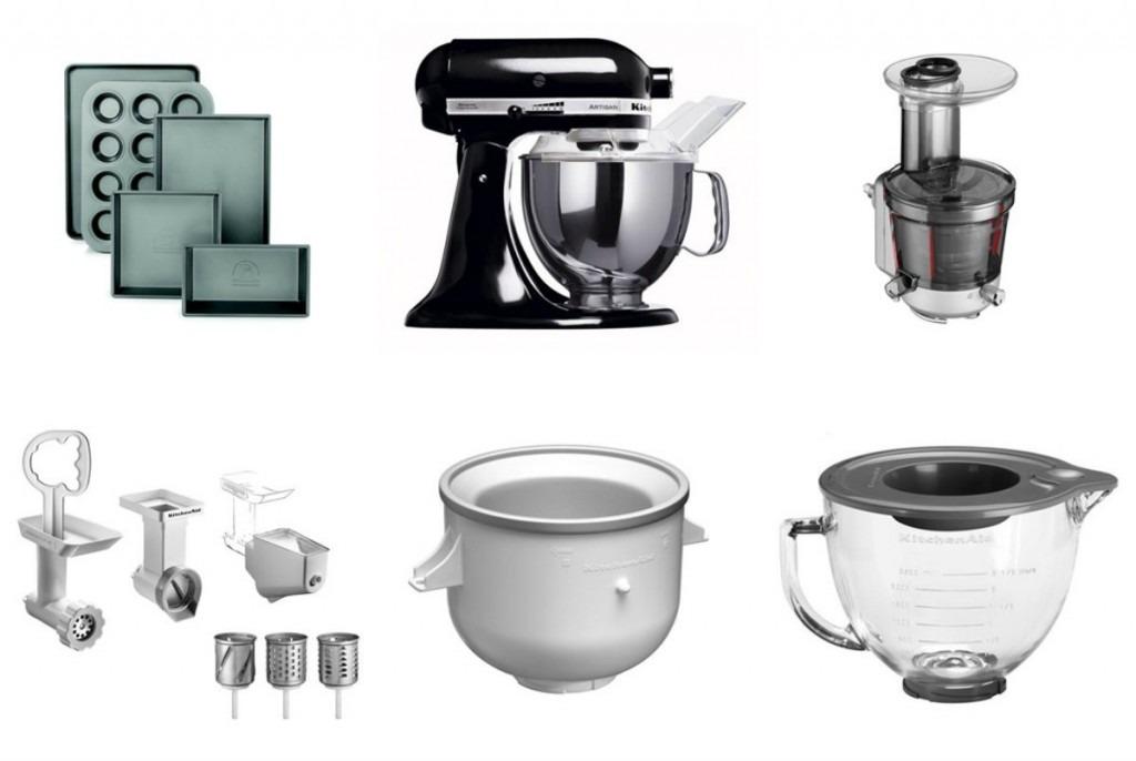 kitchenaid tilbehør alletiders gave
