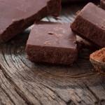 Glad for chokolade?