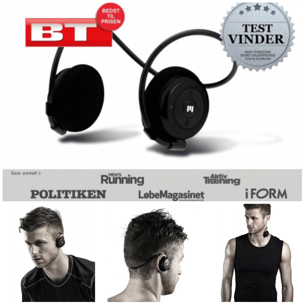trådløse høretelefoner sport aktiv bedst i test hørebøffer til sport alletidersgave gave til sportsmanden gave til løberen gave til den aktive