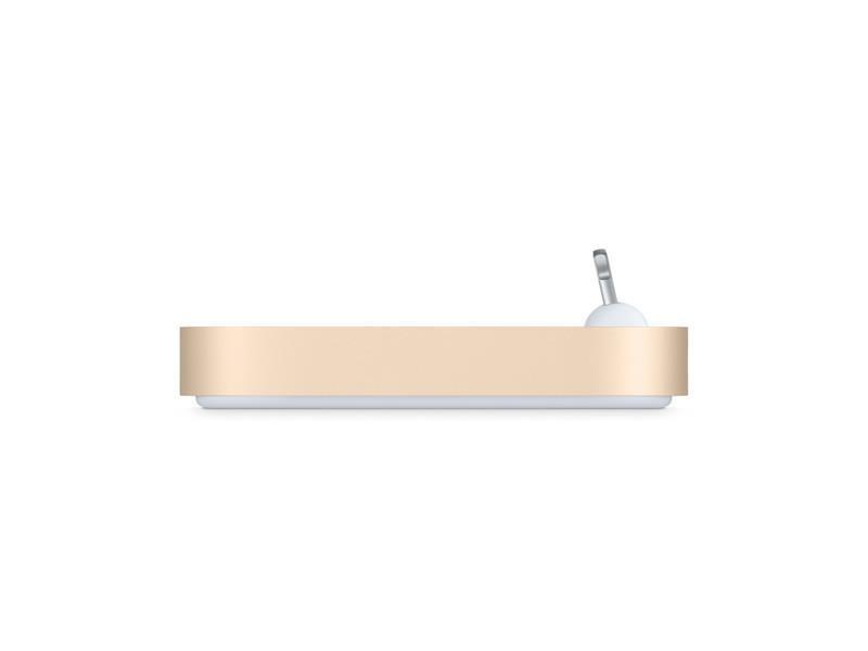 Apple bordstander guld alletiders gave