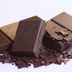 Voksen julekalender med chokolade