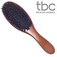 TBC hårbørste med vildsvinehår alletidersgave
