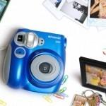 Polaroid kamera – et hit hos de unge