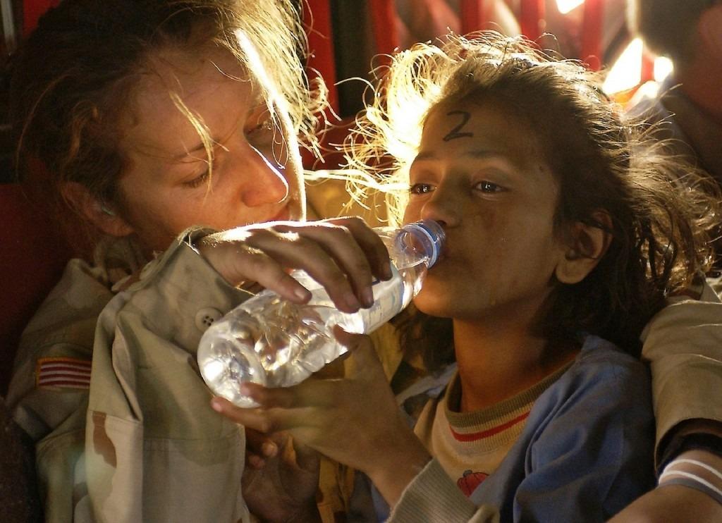 Hjælp flygtninge og fattige i nærområderne - støt Folkekirkens Nødhjælp