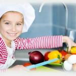 Kokkeskole for barn og voksen – med Charlotte Nowak