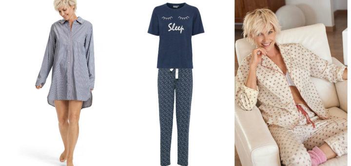 6e5bc105f1b1 Et sæt nattøj til damer er en god gave der altid falder i god jord. En  pyjamas eller et sæt lækkert nattøj kan man ikke få for mange af og derfor  er ...