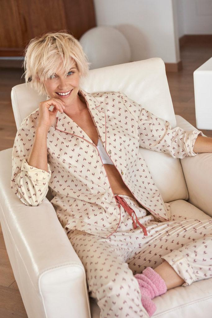 nattøj til damer triump pyjamas klassisk pyjamas
