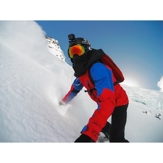 GoPro Hero4 ski alletiders gave gaveinspiration gave til konfirmand