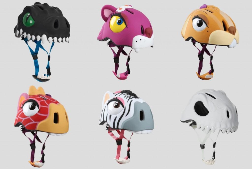 crazy safety hjelme udvalg gaveinspiration børn alletiders gave