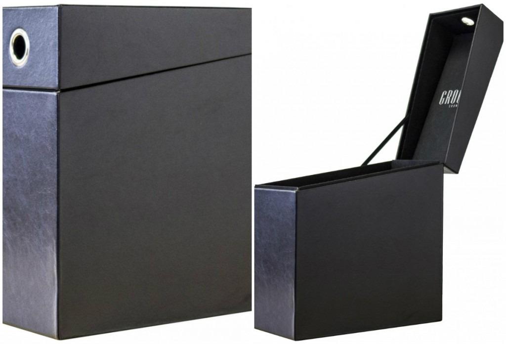 LP kasse Lp opbevaring LP kuffert Opbevaring af vinyl