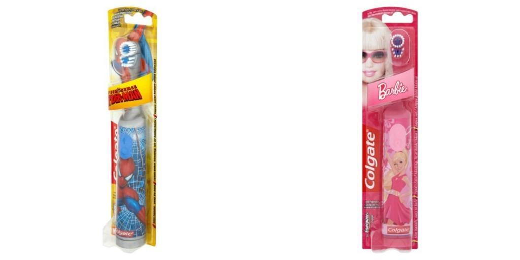 elektrisk tandbørste til børn spiderman