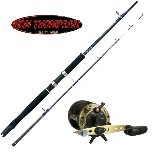 Gave til lystfisker ron-thompson-hardcore-boat-20-30-lbs-7-fod-okuma-xlnt-havfiskesaet-fiskesaet-fiskegrej-lystfiskeren-begyndersaet-torskefiskeri-fiskestang-p