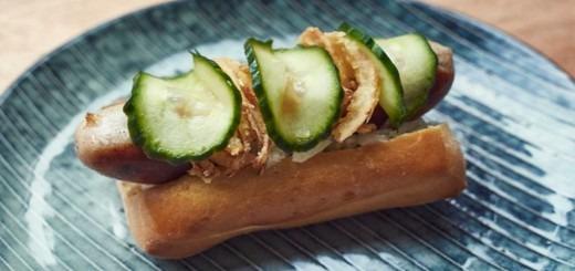 Hotdogkursus i gave