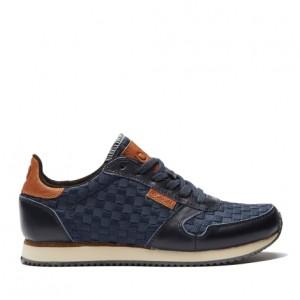 Woden sneakers navy