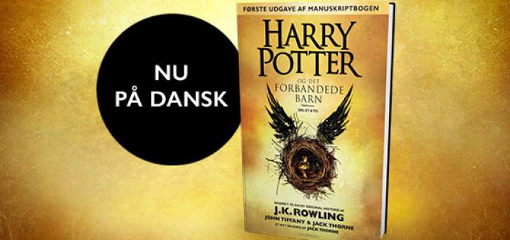 Harry Potter og det forbandede barn