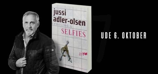 Selfies af jussi adler olsen