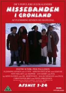 Nissebanden i grønland dvd
