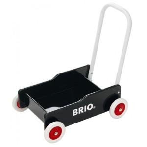 gåvogn brio sort legetøj i dåbsgave