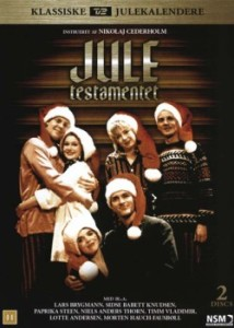 Juletestamentet julekalender dvd