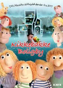 Kikkebakke boligby julekalender dvd