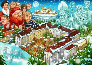 Tv2 julekalender Ludvig og Julemanden