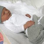 Baby milepæle kort