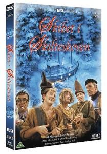 Skibet i skilteskoven dvd
