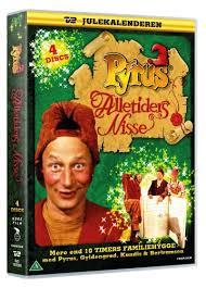 pyrus alletiders nisse julekalender dvd