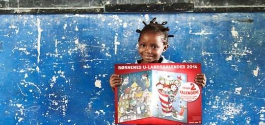 Børnenes u-landskalender 2016
