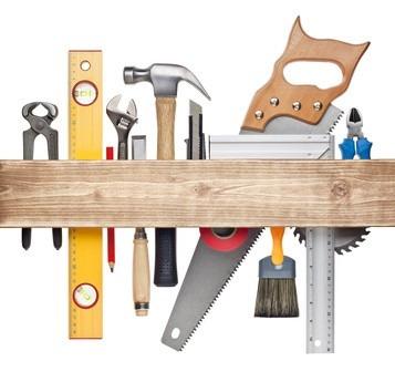 Julekalender med værktøj
