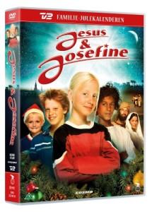 Jesus og josefine dvd