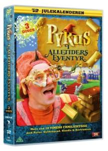 pyrus alletiders eventyr julekalender dvd