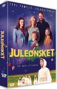 Julekalender dvd juleønsker