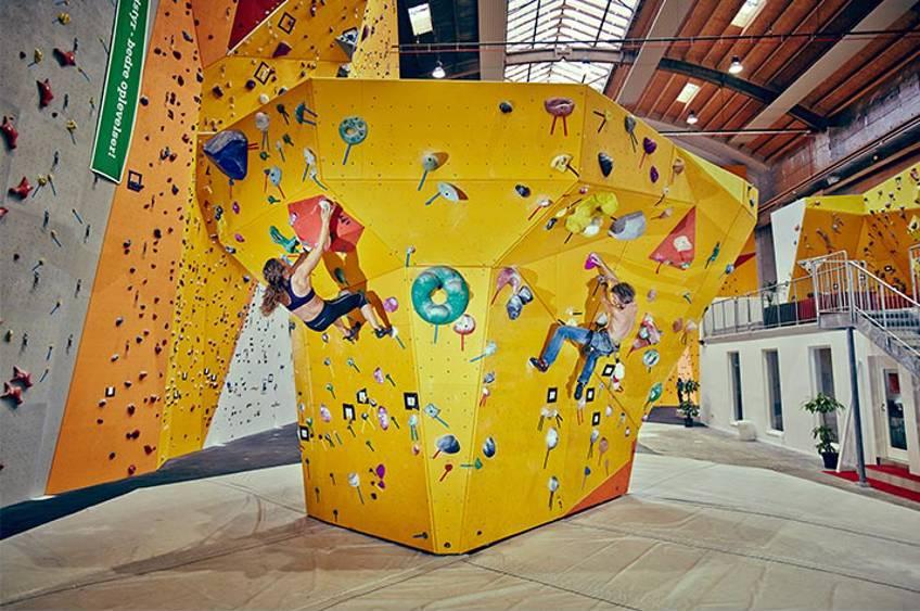 klatrevæg klatring oplevelser for børn københavn oplevelsesgave til børn