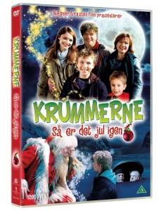 Krummerne så er det jul igen dvd
