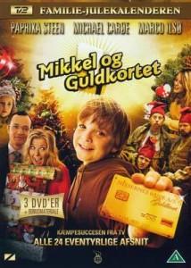 Mikkel og guldkortet dvd