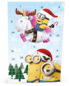 Minions julekalender 2016