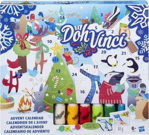 Play doh-vinci julekalender