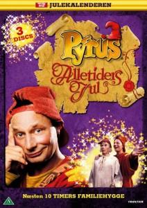 pyrus alletiders jul julekalender dvd