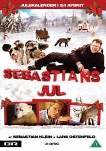 Sebastians jul dvd