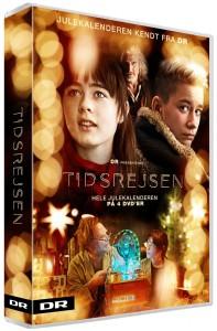 tidsrejsen julekalender dvd