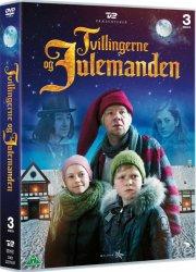 Tvillingerne og julemanden julekalender dvd